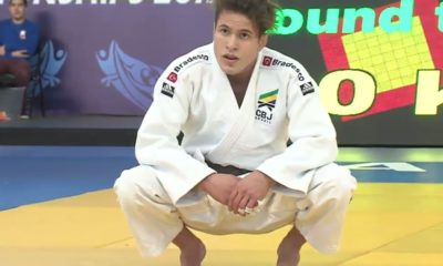 wILLIAN Lima mundial cadete de judô