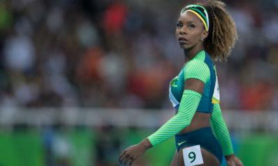 Rosângela Santos atletismo