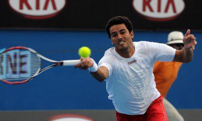 André Sá avança nas duplas do ATP de Shenzhen.