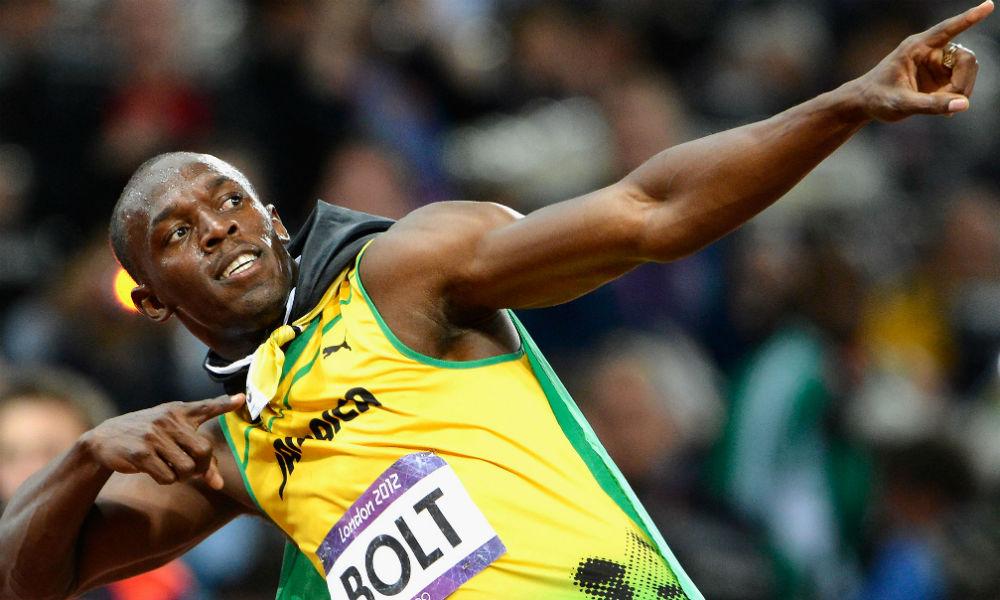 Usain bolt 100m 200m masculino jogos olímpicos