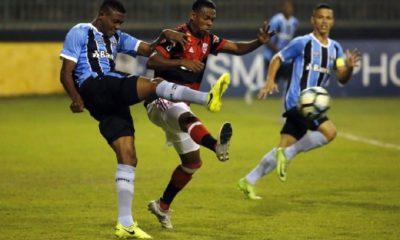 Grêmio e Botafogo avançaram no Campeonato Brasileiro Sub-20