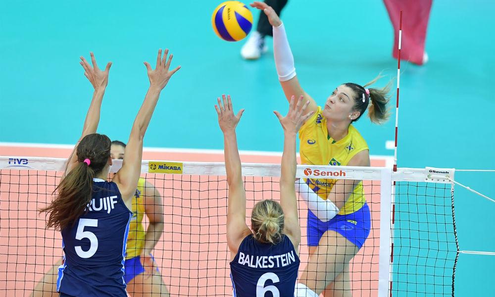 Rosamaria - seleção brasileira de vôlei - Jogos Olímpicos de Tóquio 2020