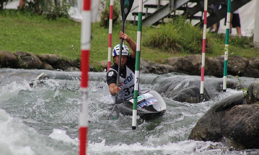 No 3º dia do Mundial de Canoagem, brasileiros não conseguem classificação.