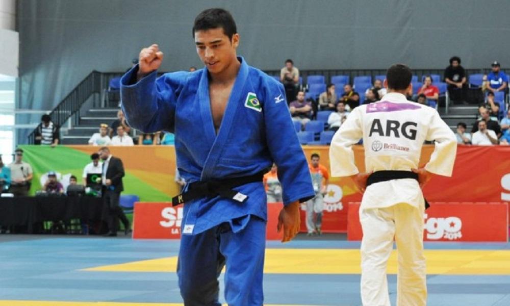 Eduardo Katsuhiro Barbosa judô leve -73kg masculino Jogos Olímpicos de Tóquio Olimpíada