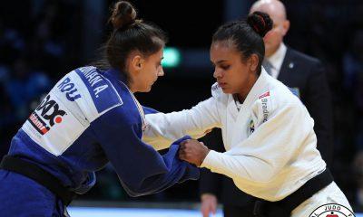 Eleudis Valentim disputa ouro no 1º dia do GP de Zagreb.