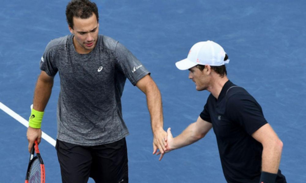 Soares e Murray estão na semi do Masters 1000 de Xangai