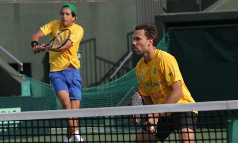 Bruno Soares Marcelo Melo Jogos Olímpicos de Tóquio duplas tênis masculino