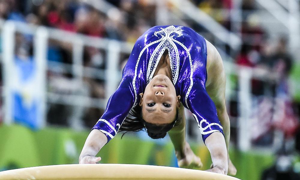 rebeca andrade salto feminino ginástica artística jogos olímpicos tóquio 2020
