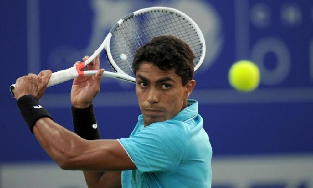 Thiago Monteiro cai nas qualificatórias do ATP 500 de Hamburgo