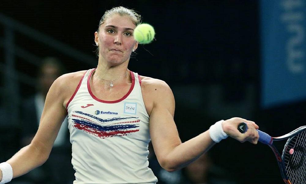 Bia Haddad perde para Mertens e dá adeus ao WTA de Hobart