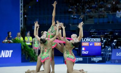 Brasil busca resultados no Pan-Americano de Ginástica Rítmica