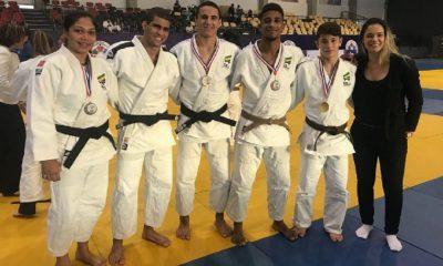 Brasil conquista quatro medalhas no Sul-Americano Sênior.
