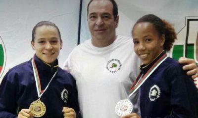 Boxe feminino do Brasil conquista ouro e prata na Bulgária.