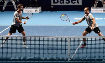 Bruno Soares sofre derrota na semifinal do ATP de Estocolmo.