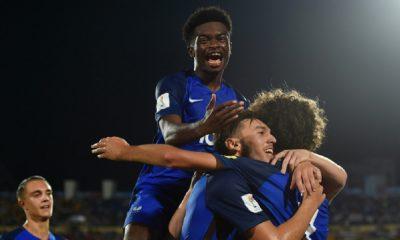 Diante do Japão, França tem 2ª vitória consecutiva no Sub-17.