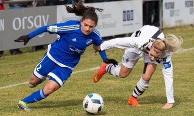 Sand, de Letícia Santos, vence no Campeonato Alemão
