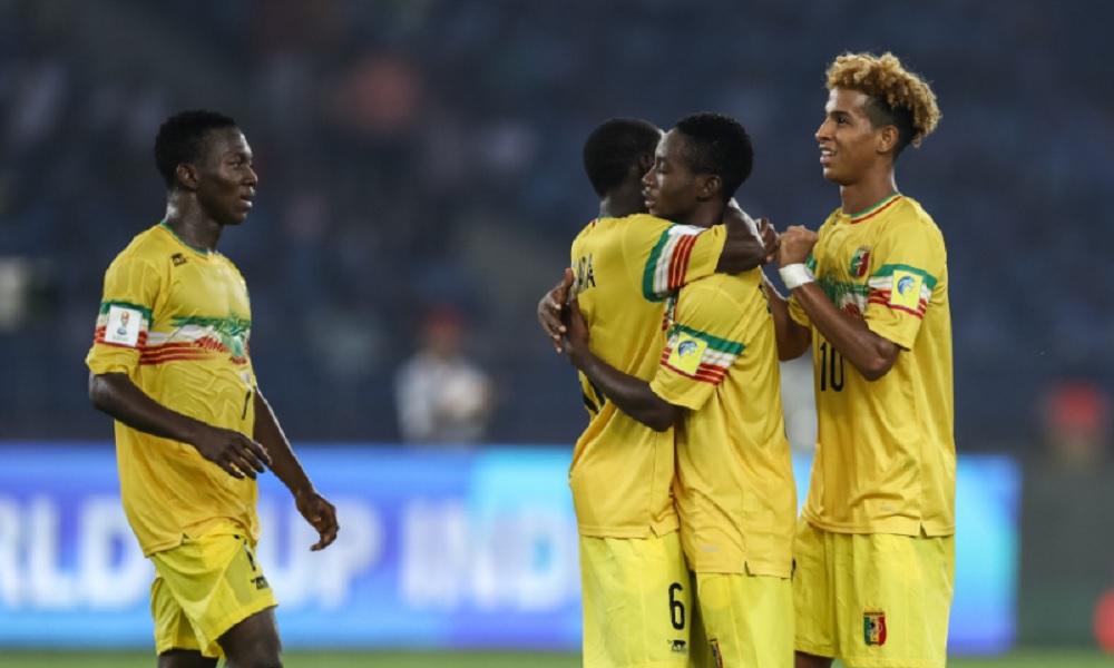 Mali vence Nova Zelândia e garante classificação no Mundial.