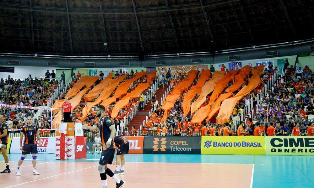 Maringá Vôlei recebe Cruzeiro pela 3ª rodada da Superliga;