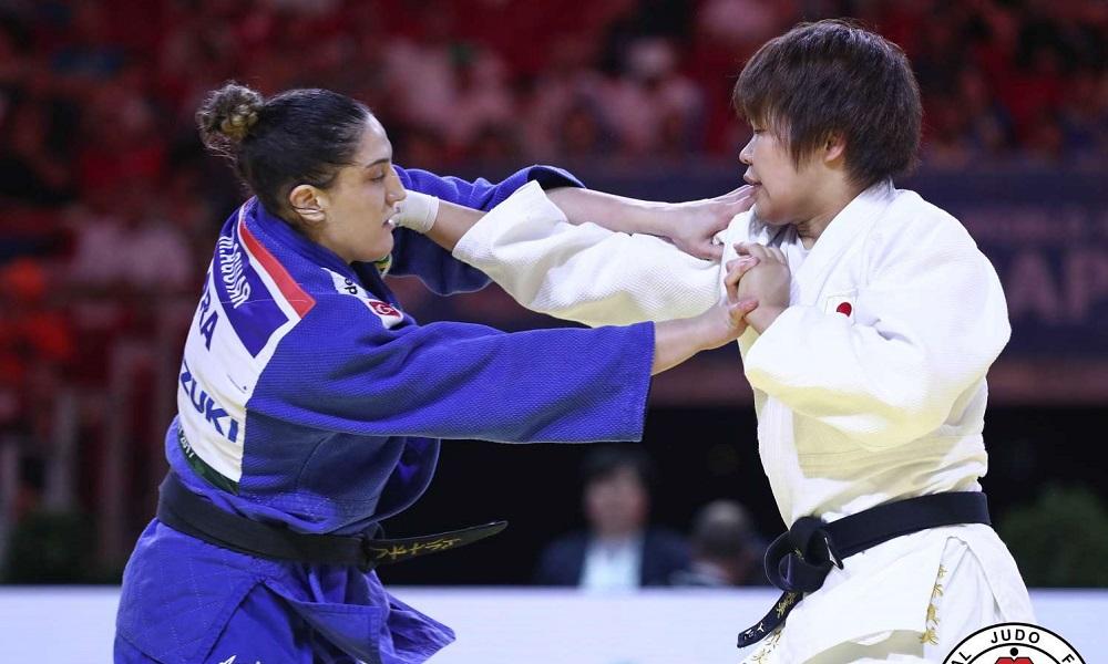 Veja o resumo do esporte olímpico do final de semana.