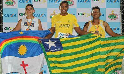 Com 33 medalhas, Piauí conquista Troféu Norte-Nordeste Sub-18.