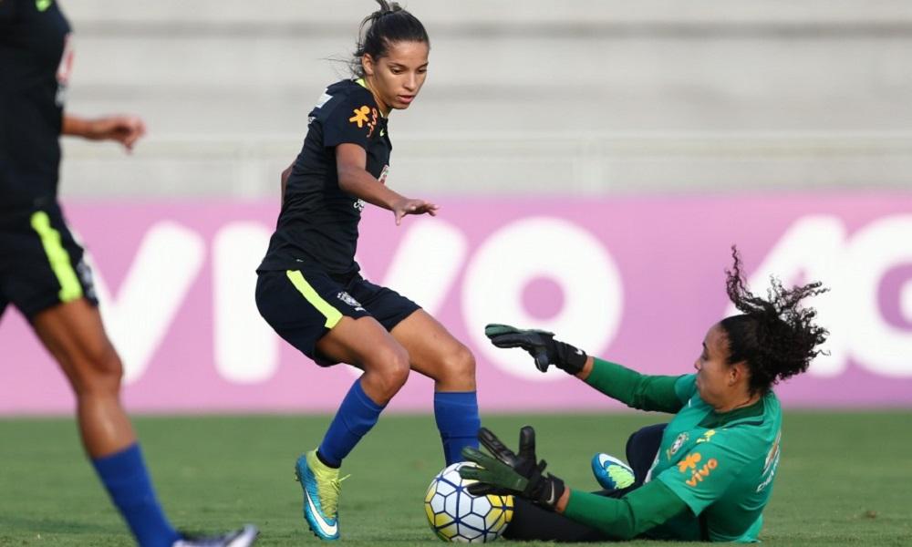 Futebol  Três substituições na Seleção Feminina para Torneio da China f8cd631ee1d53