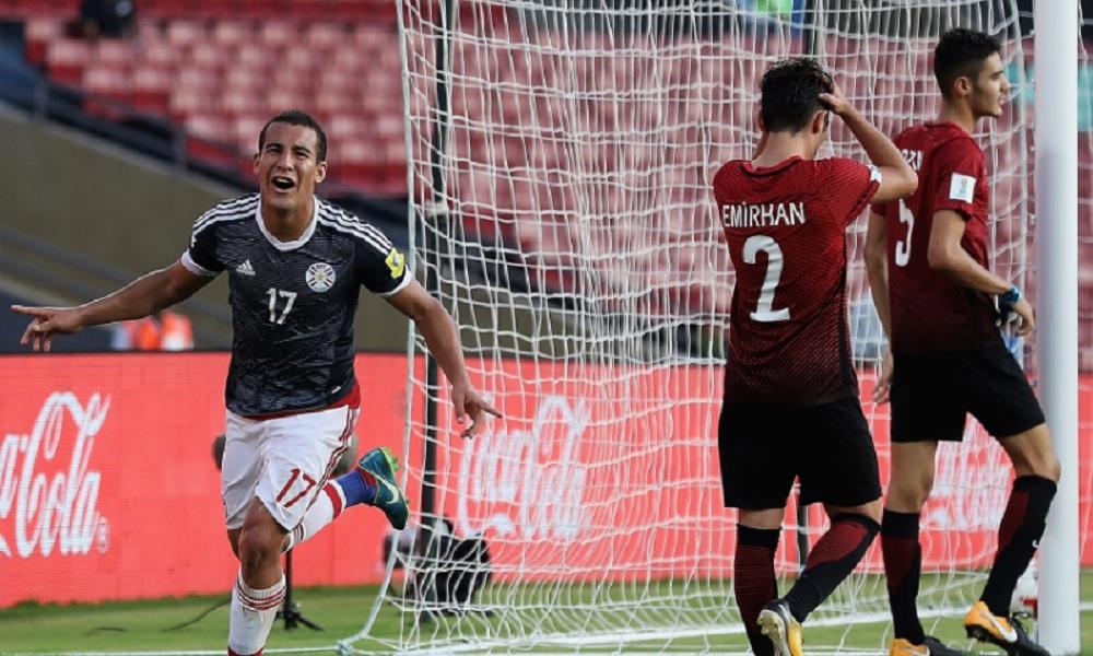 Já classificado, Paraguai vence Turquia no Mundial Sub-17.