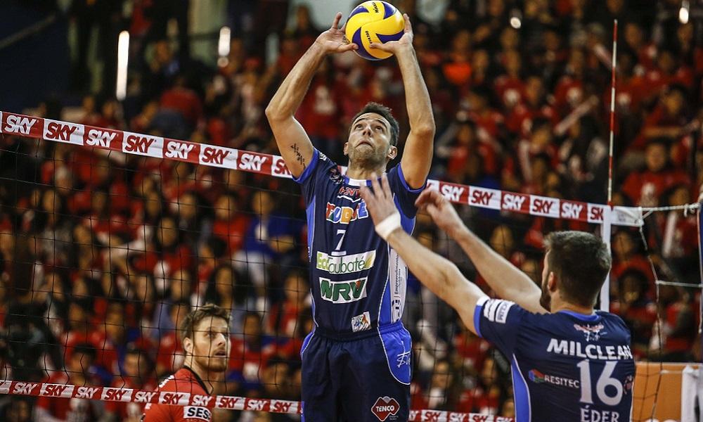 CBV divulga tabela da Copa Brasil masculina de vôlei