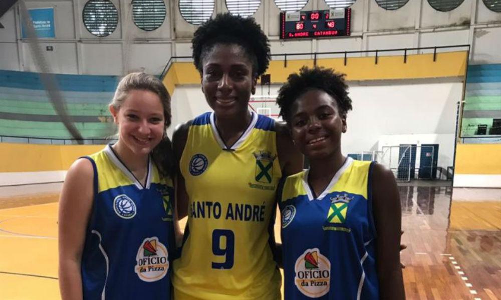 796ecaf9ac Santo André x Catanduva - Jogos 2 - Semifinal do Paulista de basquete