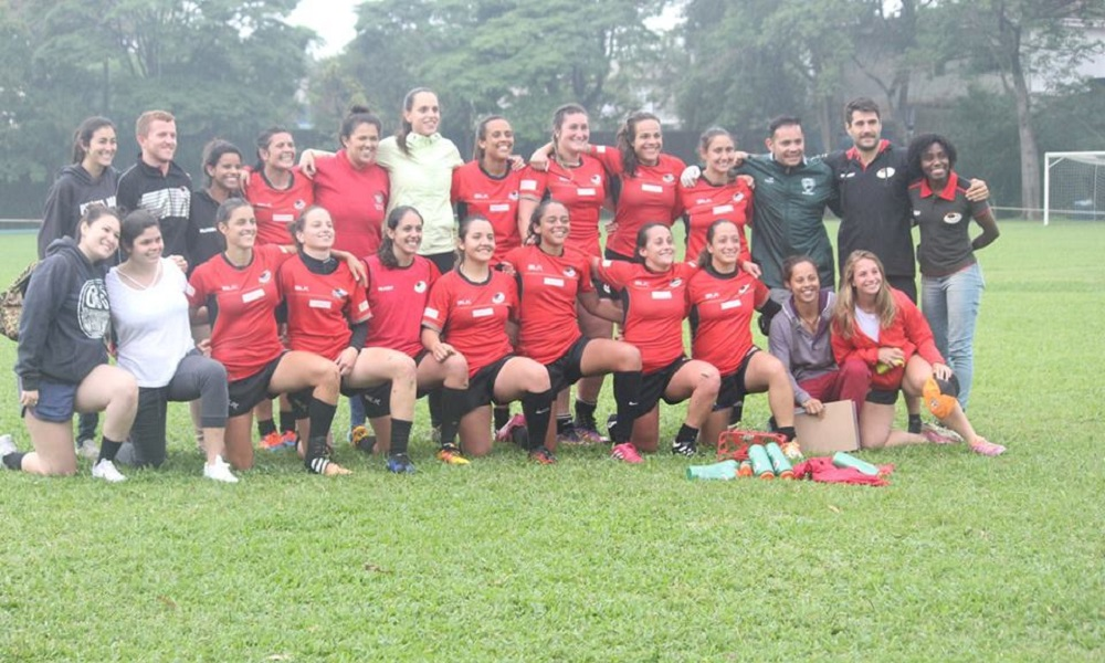 Band Saracens conquista a etapa paulistana do Super Sevens.