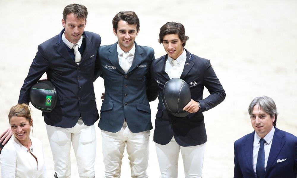 Brasil domina GP4* na Polônia com M. Zanotelli e João Castro