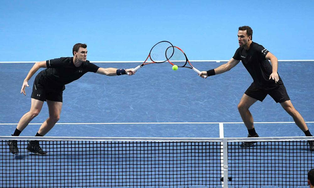 Bruno Soares e Jamie Murray estão na final em Doha