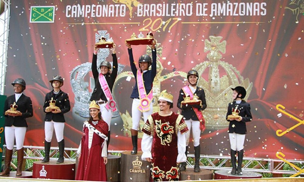 Campeonato Brasileiro de Amazonas conhece campeãs da temporada.