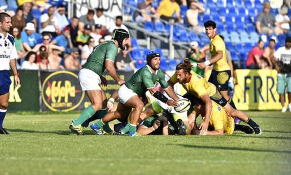 Com 28 atletas, Seleção de Rugby embarca para gira europeia.