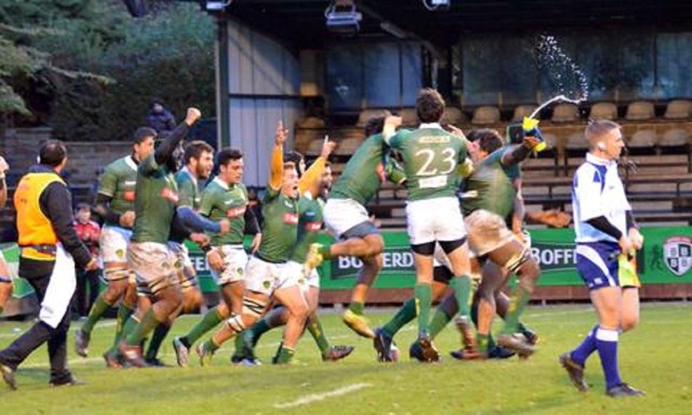 Seleção Brasileira de Rugby volta de gira europeia com resultado histórico
