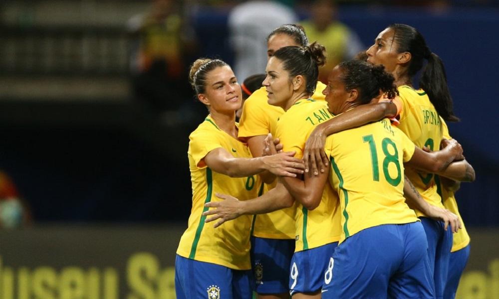 Seleção Feminina é convocada para amistosos contra o Chile