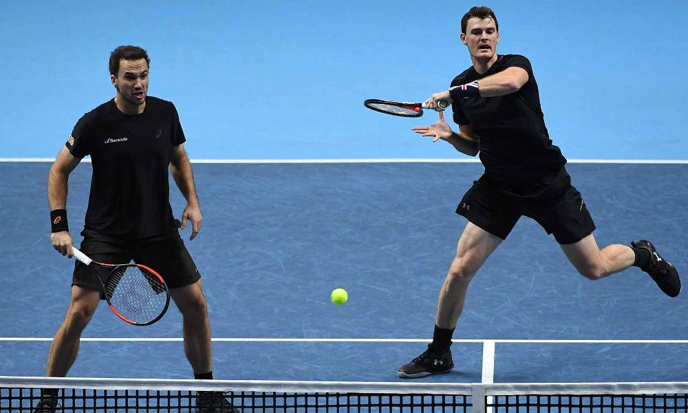 Bruno Soares e Jamie Murray avançam à semifinal do ATP de Doha