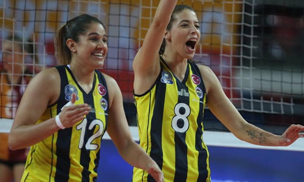 Fenerbahce, de Natália, está na semifinal da Copa da Turquia