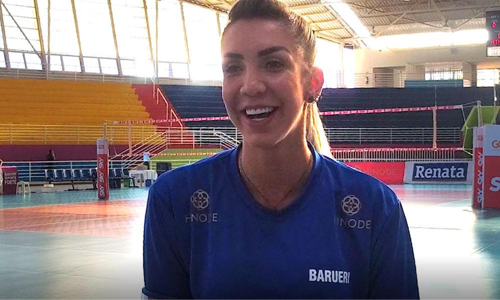 Reforço da equipe de José Roberto Guimarães, Hinode Barueri