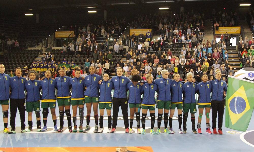 Mayssa Pessoa deseja jogar o handebol dos Jogos Olímpicos de Tóquio por outro país. Jogadora foi campeã mundial com a seleção brasileira