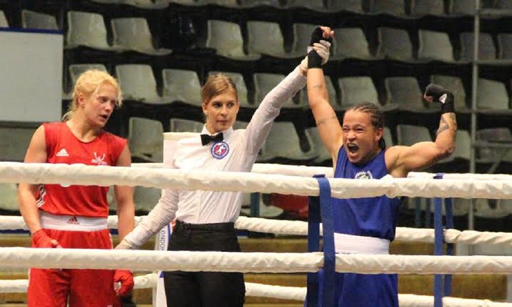 Beatriz Ferreira se prepara para primeiro Mundial da carreira