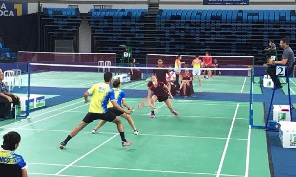 Brasil é vice-campeão por equipes no Sub-19 do Sul-Americano de Badminton