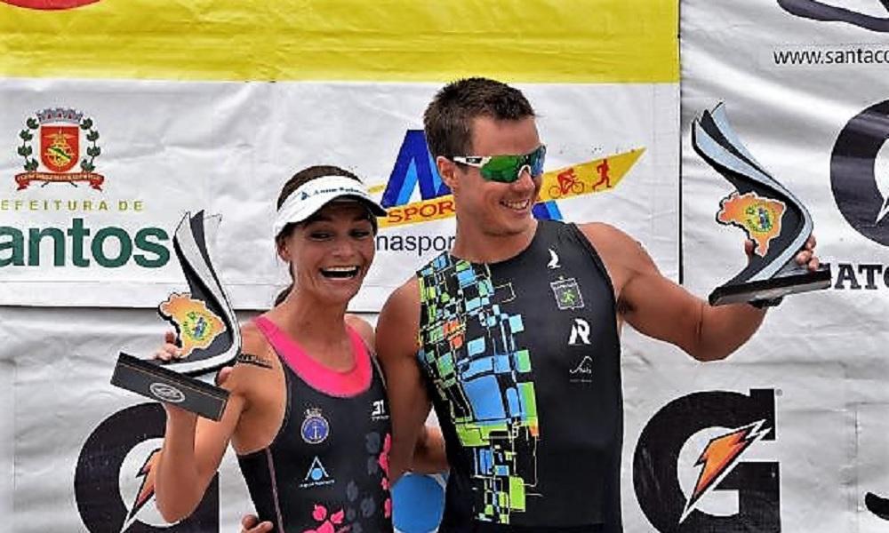 Fernanda Garcia e Fernando Toldi são bi-campeões do Troféu Brasil