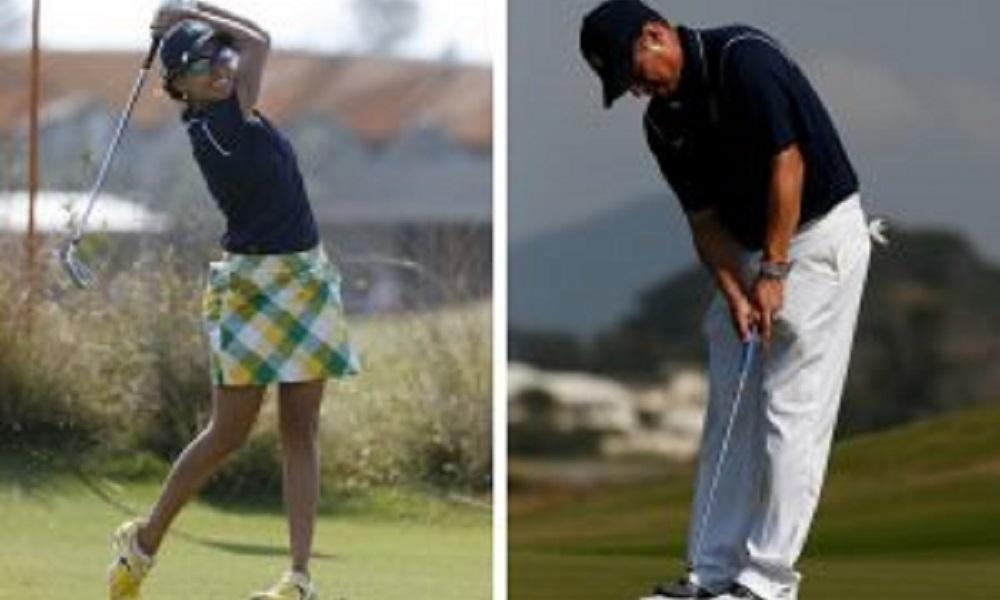 Golfistas olímpicos brasileiros jogam etapas do ranking mundial