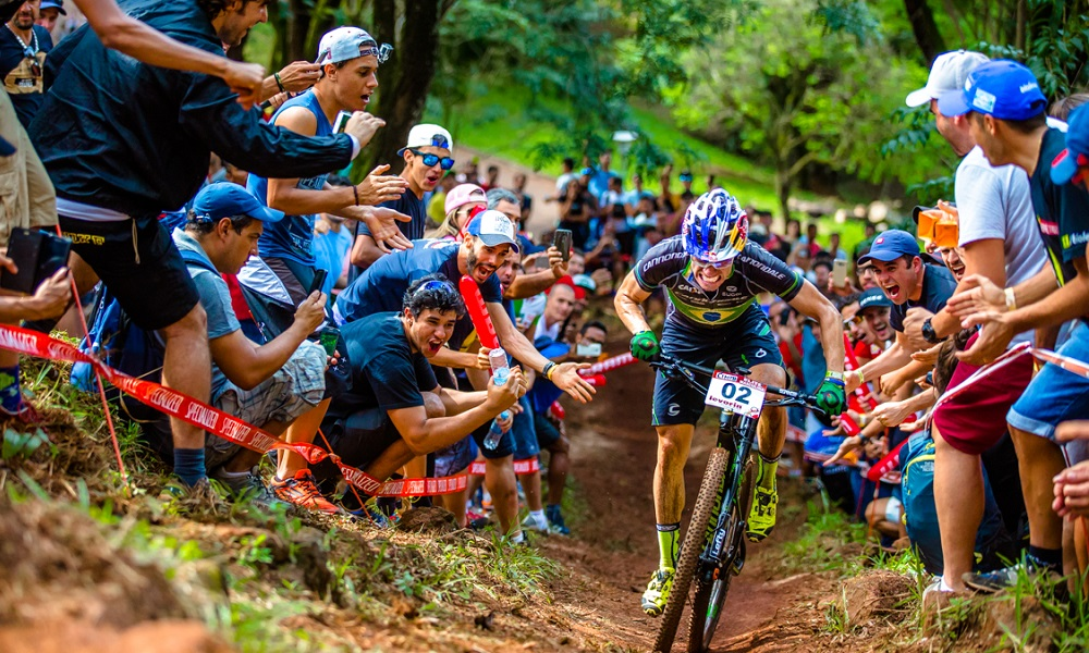 Pan-Americano de Mountain Bike, na Colômbia, é adiado