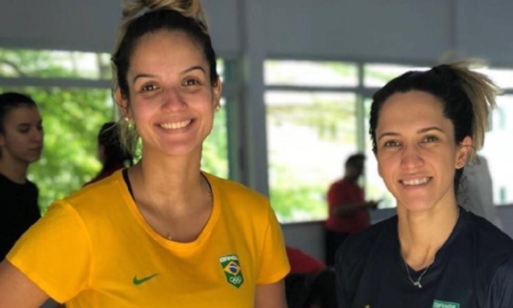 Iris Sing e Raphaella Galacho disputam Grand Prix na Costa do Marfim