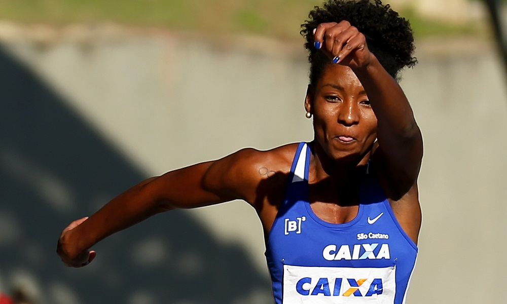 Nubia Soares fecha 2017 como 4ª no Ranking Mundial do triplo