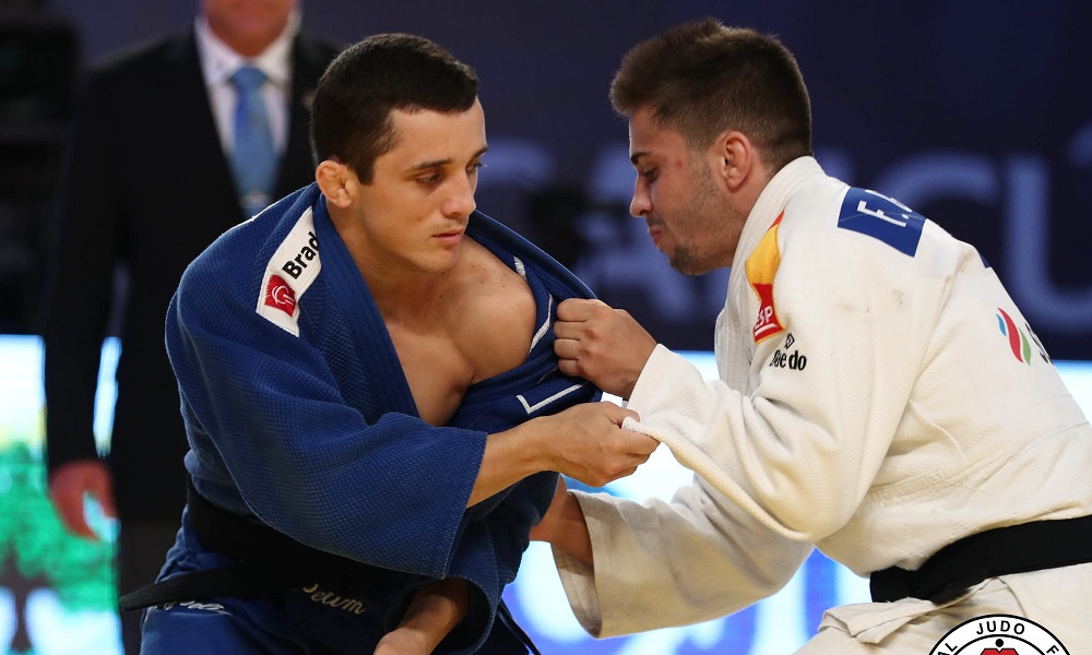 Brasil encerra primeiro dia do Grand Slam de Tóquio sem medalhas