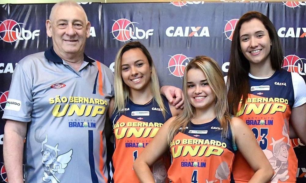 Com Marcio Bellicieri, São Bernardo aposta na base para LBF