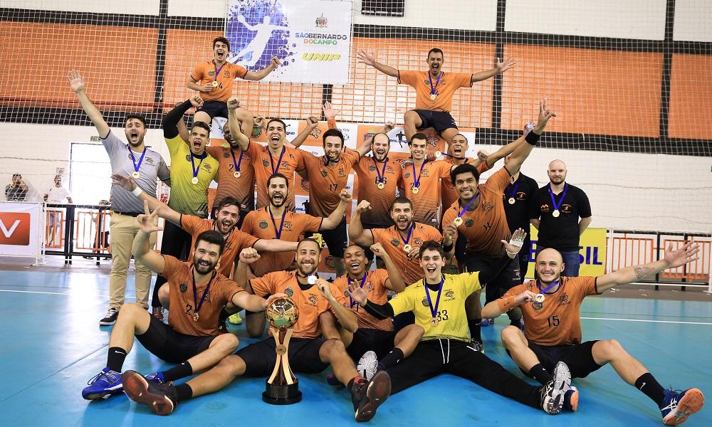 São Caetano fica com o bronze na Liga Nacional masculina