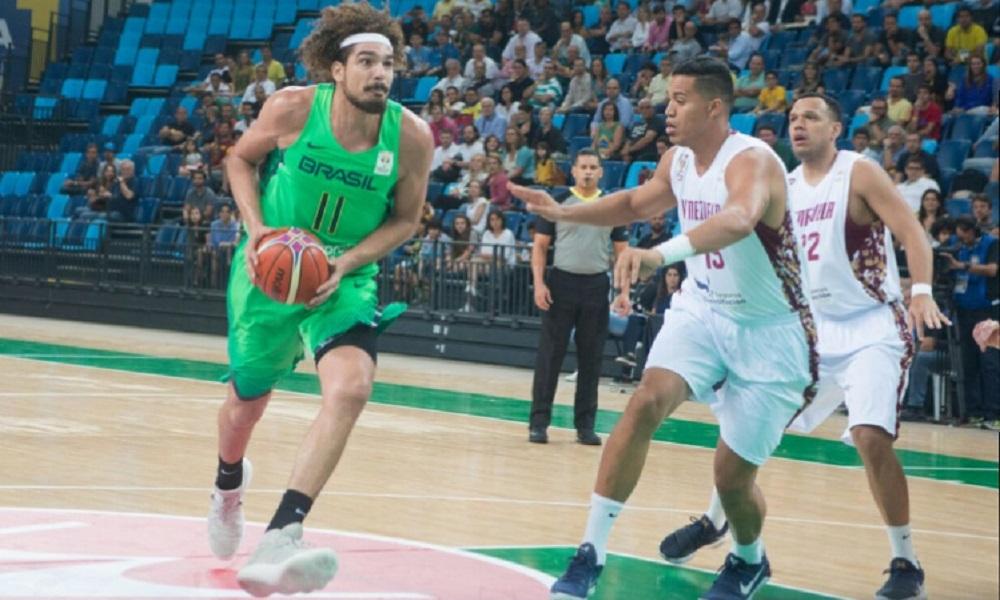 Após classificatórias, Brasil sobe no ranking da FIBA